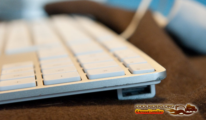 comment reparer touche clavier mac