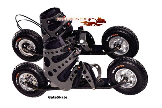 le roller tout terrain coolriders