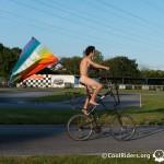 Saba le Tall Bike Testé par le CRADE sur circuit privé