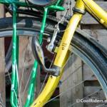 Fourche Cromo 26 pouces Tange oeillets vélo de voyage