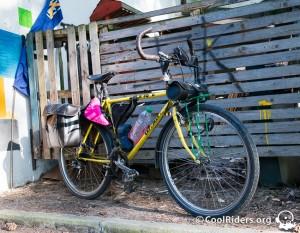 Vélo de voyage Muddy Fox Explorer Tange