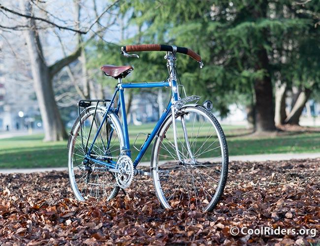 Vitus Brooks - CoolRiders Custom Shop - Les Vélos d'Arnaud