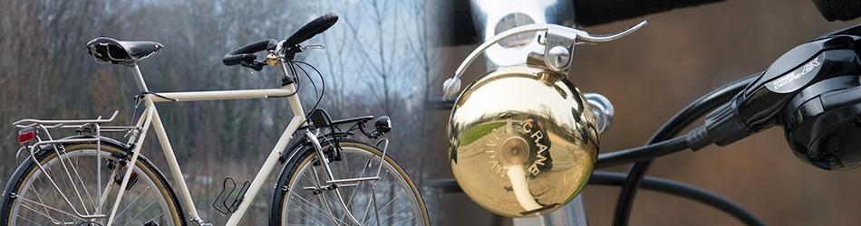Vélo de voyage et randonnée équipé Brooks, Tubus, Bush & Müller, Schwalbe...